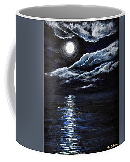 At Moonlight Coffee Mug