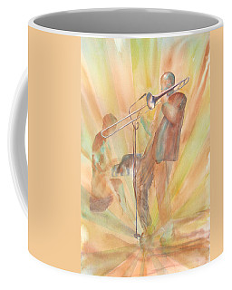 At One With The Music Coffee Mug