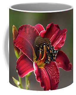 At One With The Orchid Coffee Mug