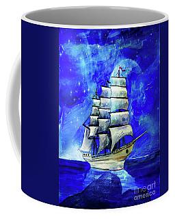 At Sea Coffee Mug
