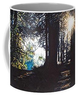 At Sunset Coffee Mug