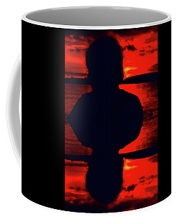 Coffee Mug featuring the photograph At Sunset Two  by Lyle Crump