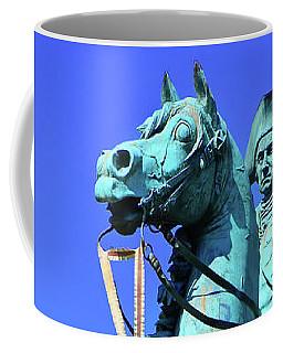 At The Battle Of Princeton Coffee Mug