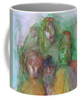 At The Christmas Party Coffee Mug