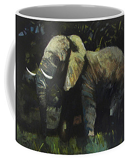 At The Edge Of The Forest Coffee Mug
