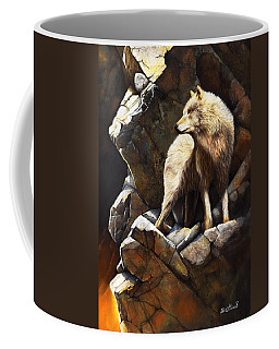 At The Edge Of Time Coffee Mug