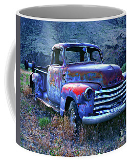 At The End Coffee Mug