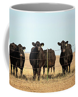 At The Fence Coffee Mug