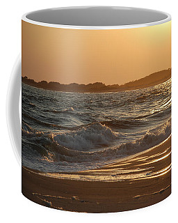 Coffee Mug featuring the photograph At The Golden Hour by Richard Bryce and Family