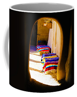 At The Hacienda Coffee Mug