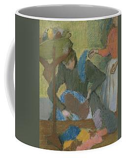 At The Hat Maker Coffee Mug