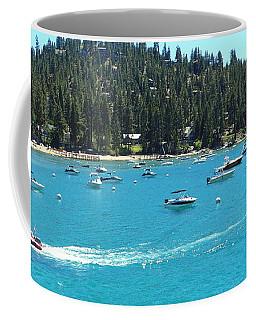 At The Lake #1 Coffee Mug
