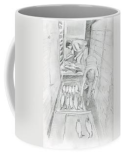 At The Museum I Coffee Mug