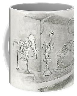 Bird Skeletons Coffee Mug