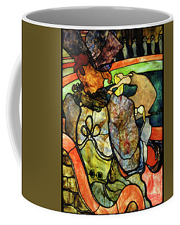 At The New Circus, Papa Chrysanthemum Coffee Mug