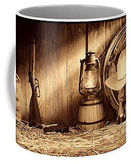 At The Old Ranch Coffee Mug