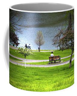 At The Park Coffee Mug