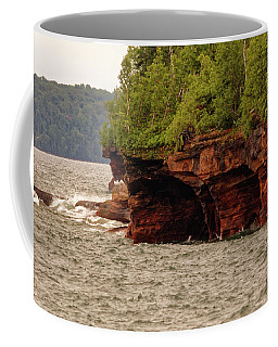 At The Point Coffee Mug