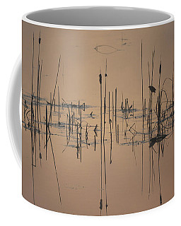 At The Pond Coffee Mug