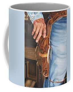 At The Ready Coffee Mug