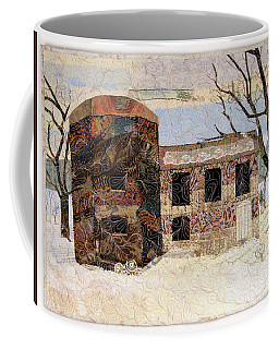 At The River's Edge Coffee Mug