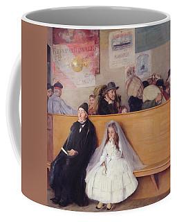 At The Station Coffee Mug