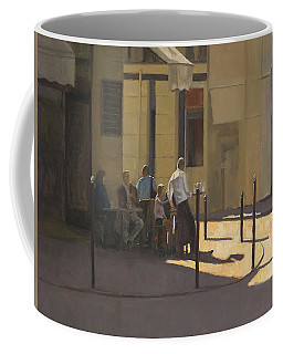 At The Street Cafe Coffee Mug