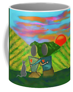 At The Vineyard Coffee Mug