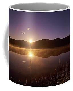 At The Waters Edge2 Coffee Mug by Loni Collins