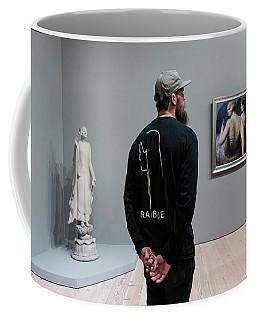 At The Whitney  Coffee Mug