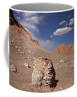 Atacama Moonscape Coffee Mug