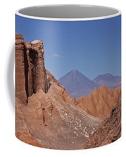 Atacama Valley Of The Moon Coffee Mug