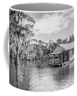 Atchafalaya Basin Fishing Camp Coffee Mug