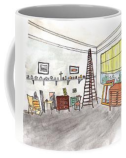 Atelier Of Paul Cezanne Coffee Mug