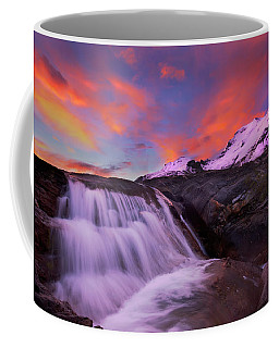 Athabasca On Fire Coffee Mug