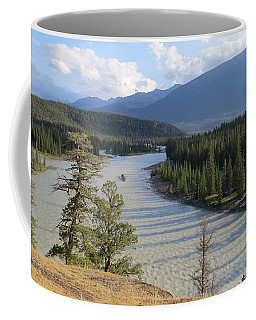 Athabasca River - Jasper Coffee Mug