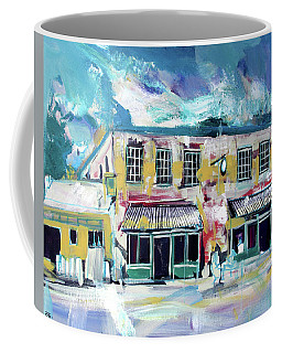 Athens Ga The Grit Coffee Mug