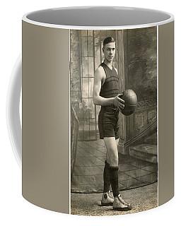 Athletic Boy Coffee Mug
