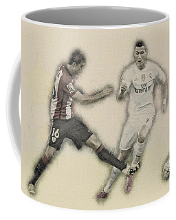 Athletic Club  Vs Real Madrid Coffee Mug