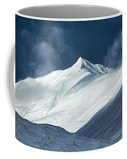 Atigun Pass In Brooks Range Coffee Mug