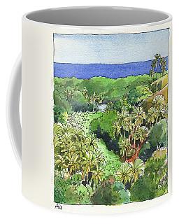 Atiu Lake View Coffee Mug