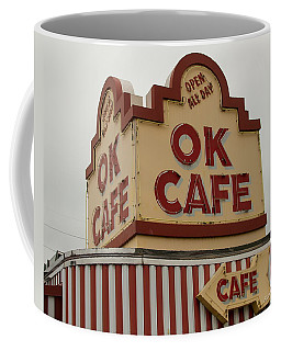 Atlanta Classic Ok Cafe Atlanta Restaurant Art Coffee Mug