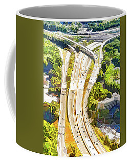 Atlanta Highways Coffee Mug
