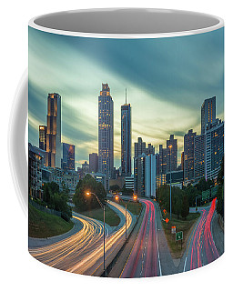 Coffee Mug featuring the photograph Atlanta by RC Pics