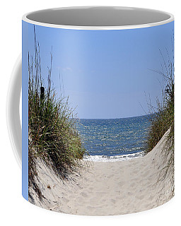 Atlantic Access Coffee Mug by Al Powell Photography USA