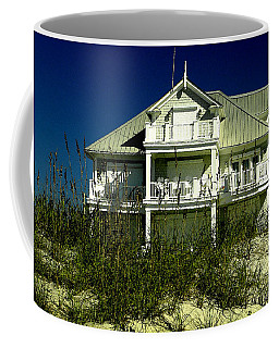 Atlantic Beach House Coffee Mug
