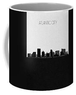 Atlantic City Cityscape Art Coffee Mug