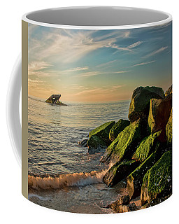 Atlantus Shipwreck Off The Jetty Coffee Mug