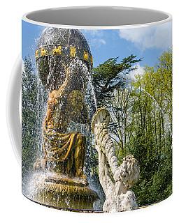 Atlas Fountain Close-up Coffee Mug