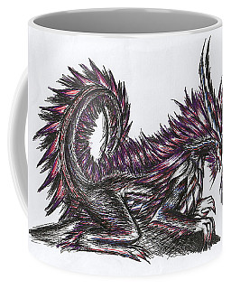 Atma Weapon Catoblepas Fusion Coffee Mug